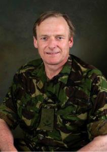 Lieutenant General Robin Brims