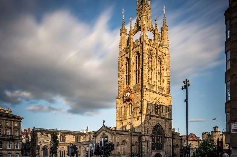 newcastle Cathedral